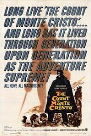 count of monte cristo poster