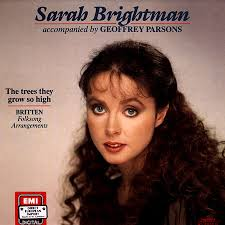 Sarah Brightman - Trees They Grow So High