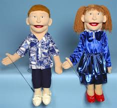girl puppets