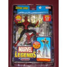 marvel legends spider man
