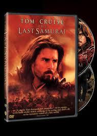the last samurai dvd