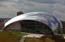modern architecture gallery