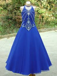 national pageant gown