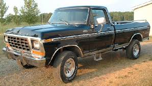 ford 79 pick up