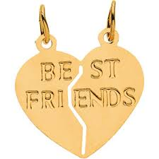 best friends locket
