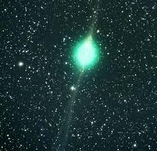 comet lulin pictures
