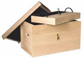 boxes with secret compartments