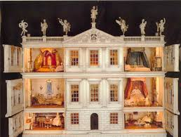 georgian dolls houses