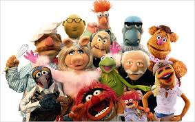 names of the muppets