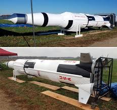 giant model rockets
