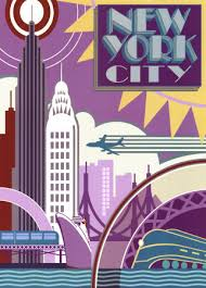 new york city prints