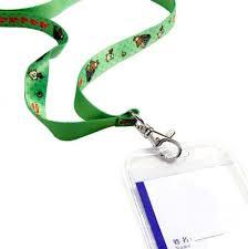 neck card holder