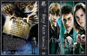 harry potter collection dvd