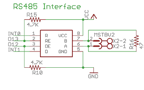 rs485 circuit