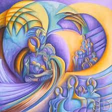 colour paintings