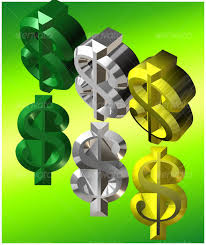 dollar sign graphics