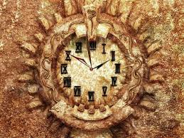 antic clock