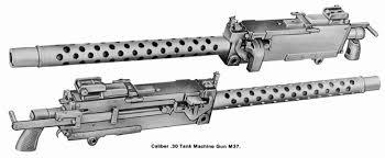 the browning machine gun