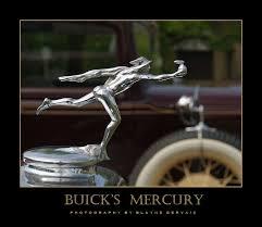 mercury hood ornaments