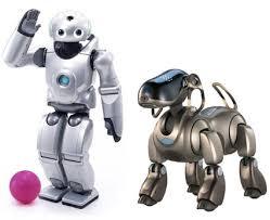robots aibo