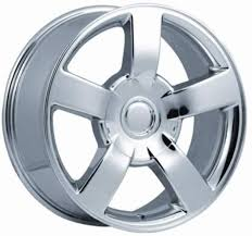 2007 chevy silverado wheels