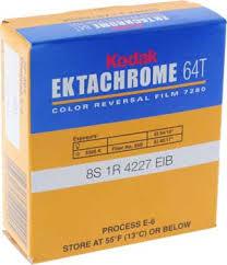 kodak ektachrome 64