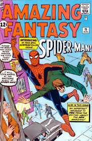 original spiderman comics