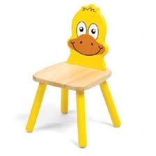 childrens wooden chair
