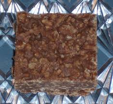 chocolate rice krispy squares