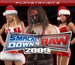 smack down vs raw 09