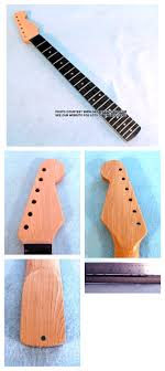 guitars neck
