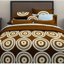 bedspreads brown