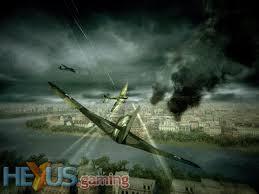 blazing angels squadrons