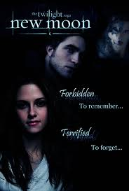 new moon the movie posters