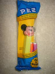 mickey mouse pez