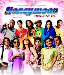 Honeymoon Travels - Hindi Move