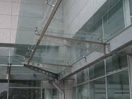 canopies glass