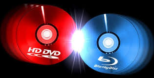 dvd blu ray discs