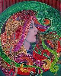 goddess artwork