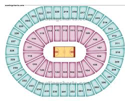 amway arena seating chart
