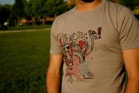 handmade t shirt