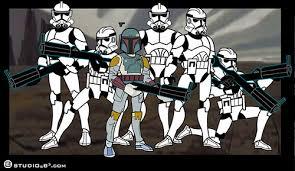 clone wars boba fett