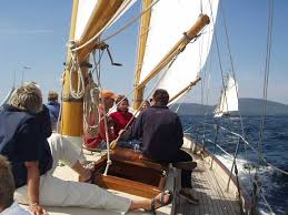 sailing schooners