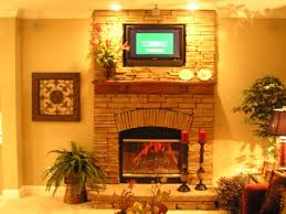 rock fireplaces pictures