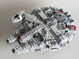 lego millenium falcon 2009