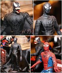 metal spiderman
