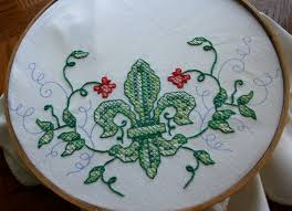 crafts embroidery