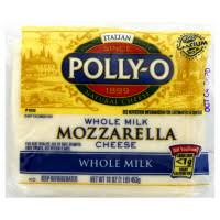 polly o mozzarella cheese