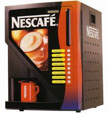 coffee machines vending