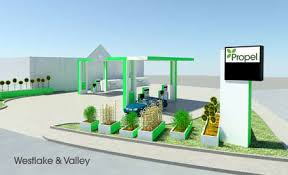 biofuel station